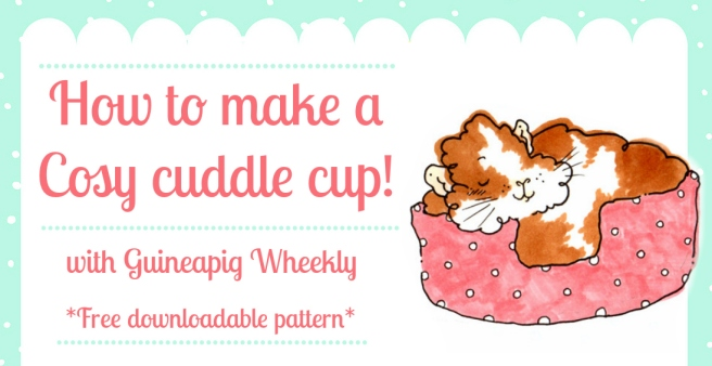 How to make a cosy cuddle cup!